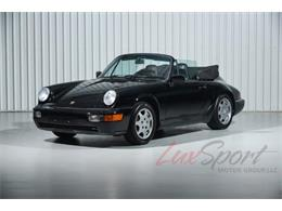 Picture of '90 Porsche 964 Carrera 4 Cabriolet located in New Hyde Park New York - $39,995.00 - MGT0