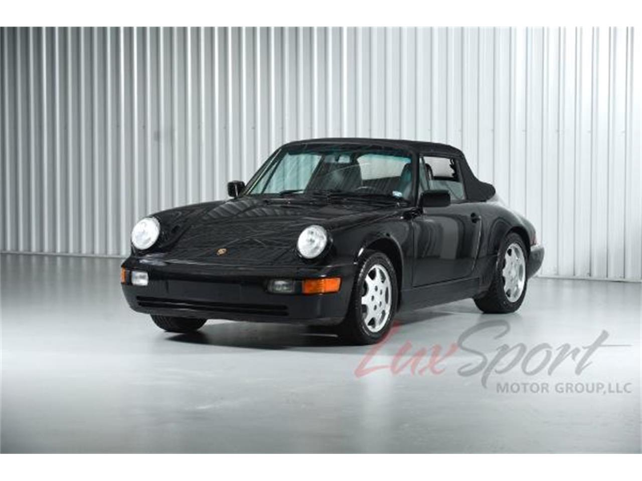 Large Picture of 1990 964 Carrera 4 Cabriolet Offered by LuxSport Motor Group, LLC - MGT0