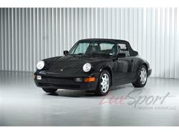 Picture of 1990 964 Carrera 4 Cabriolet Offered by LuxSport Motor Group, LLC - MGT0