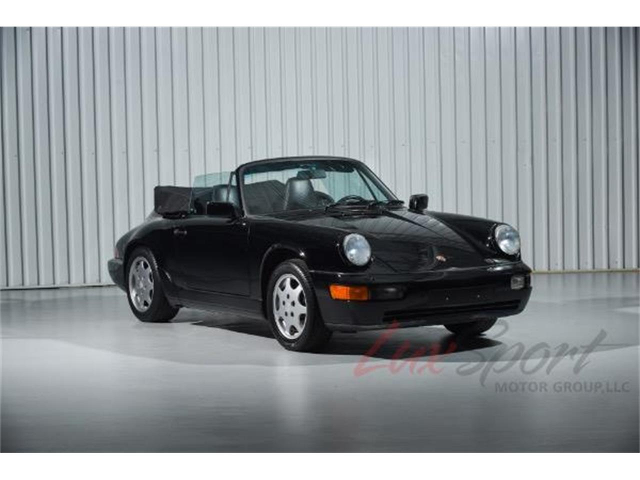 Large Picture of 1990 Porsche 964 Carrera 4 Cabriolet - MGT0