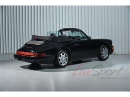Picture of 1990 Porsche 964 Carrera 4 Cabriolet located in New York - MGT0