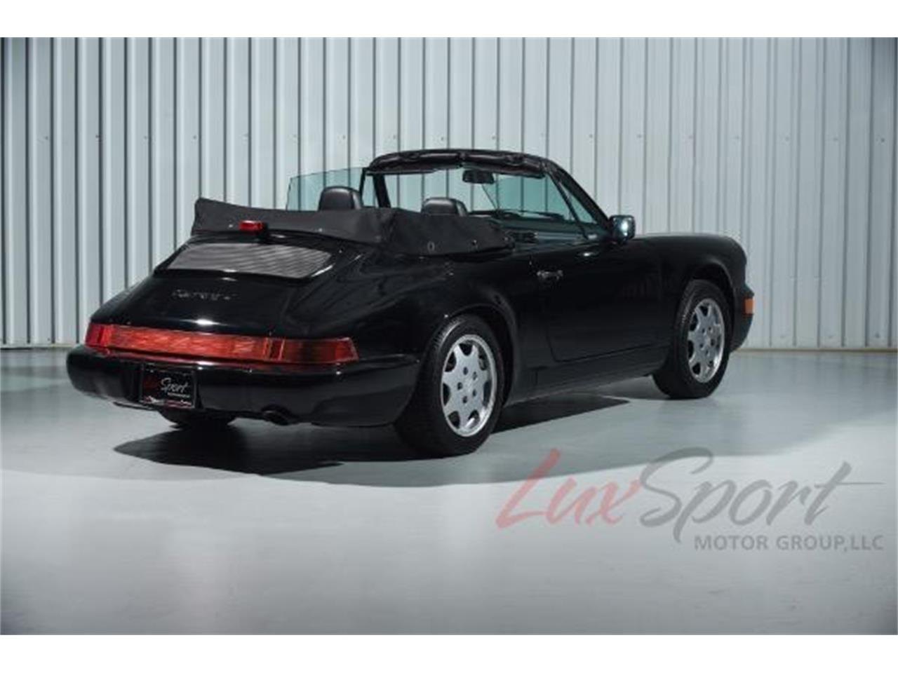 Large Picture of '90 Porsche 964 Carrera 4 Cabriolet located in New York - MGT0