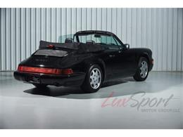 Picture of 1990 Porsche 964 Carrera 4 Cabriolet located in New Hyde Park New York - $39,995.00 Offered by LuxSport Motor Group, LLC - MGT0