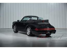 Picture of 1990 Porsche 964 Carrera 4 Cabriolet located in New Hyde Park New York Offered by LuxSport Motor Group, LLC - MGT0