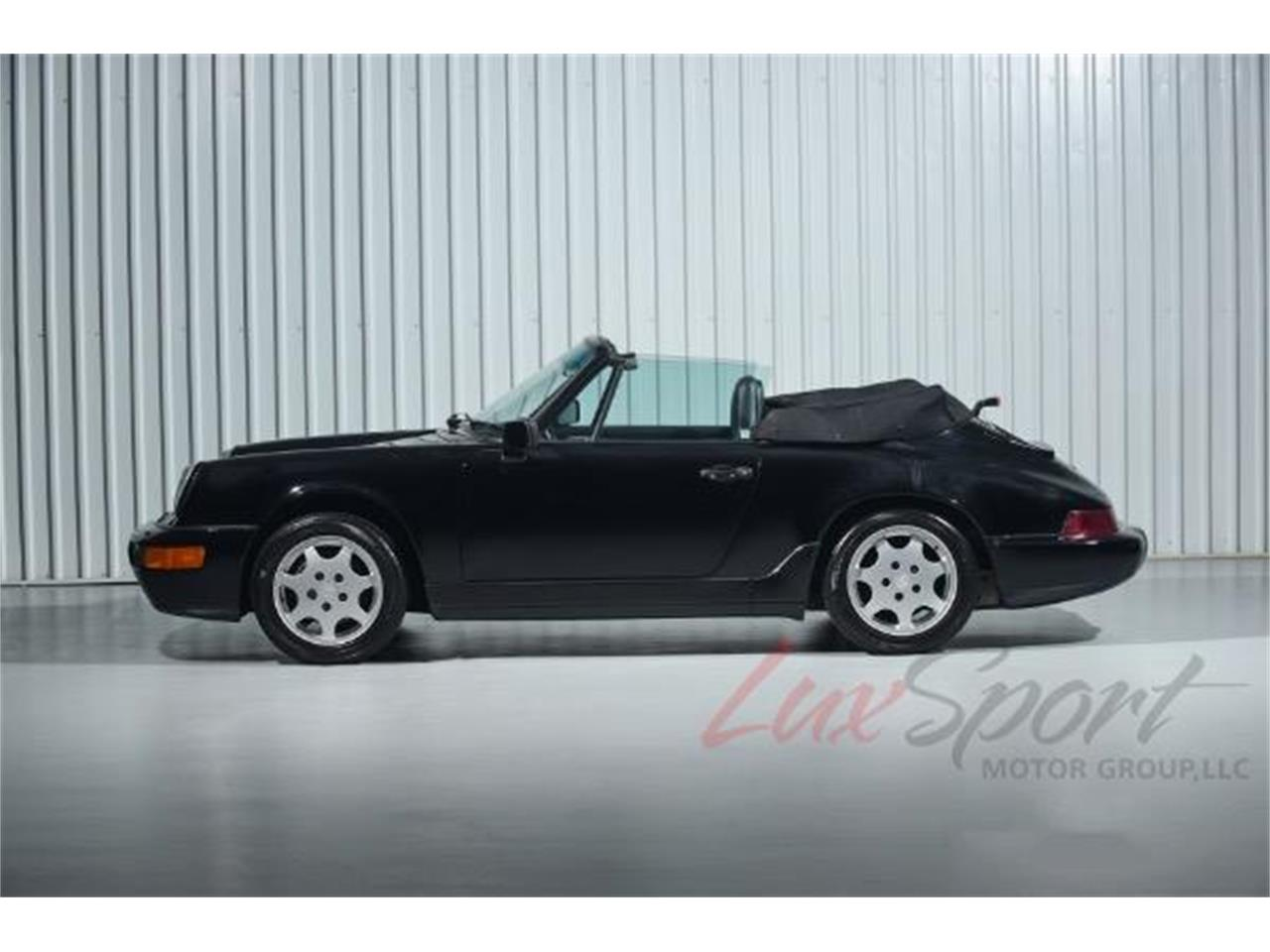 Large Picture of '90 Porsche 964 Carrera 4 Cabriolet - $39,995.00 Offered by LuxSport Motor Group, LLC - MGT0