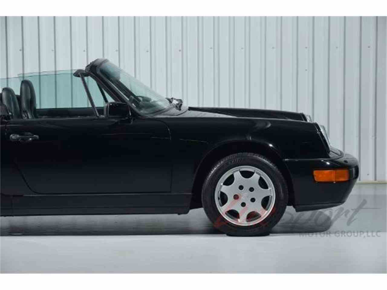 Large Picture of '90 964 Carrera 4 Cabriolet - MGT0