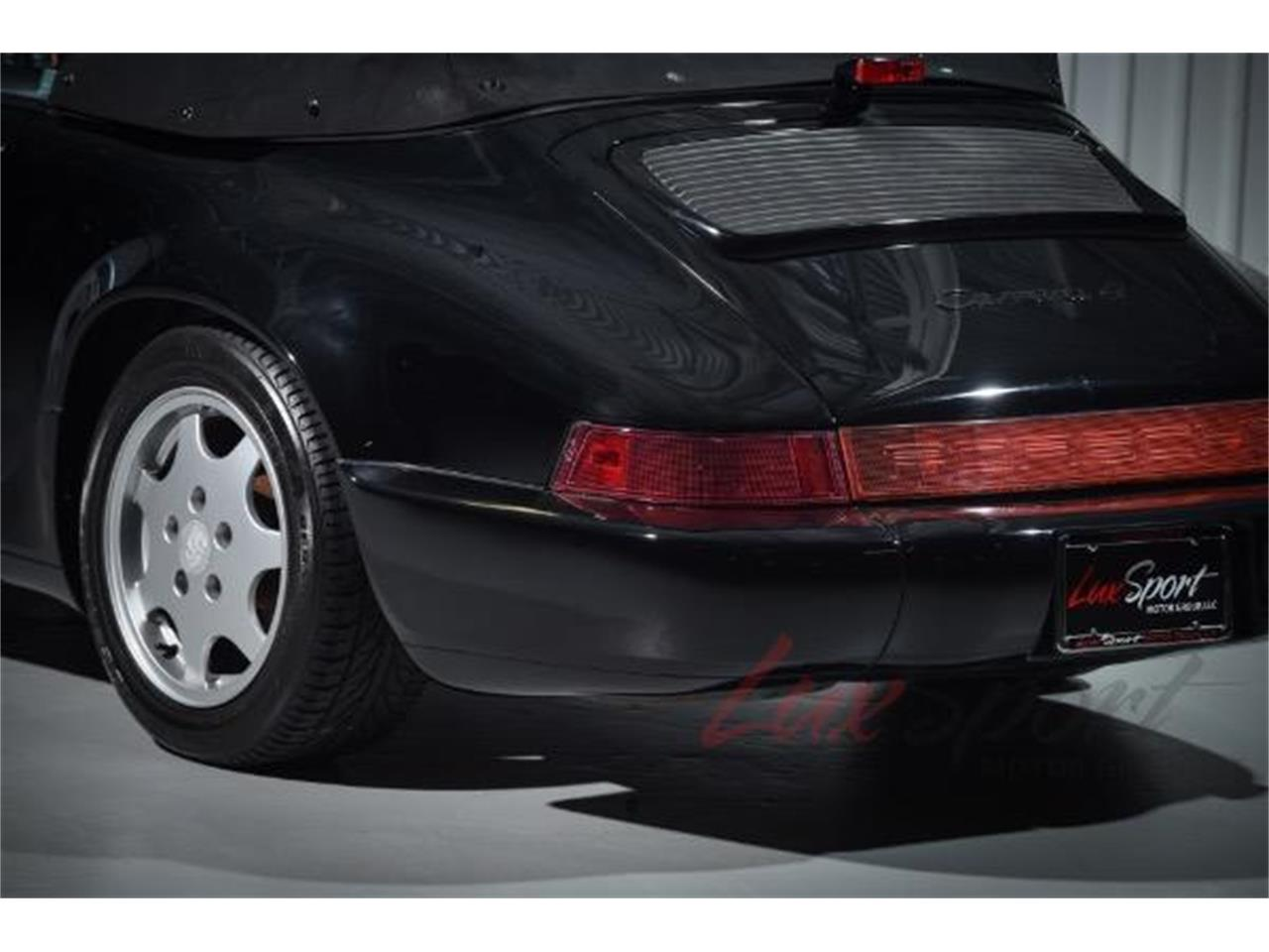 Large Picture of 1990 964 Carrera 4 Cabriolet - $39,995.00 Offered by LuxSport Motor Group, LLC - MGT0