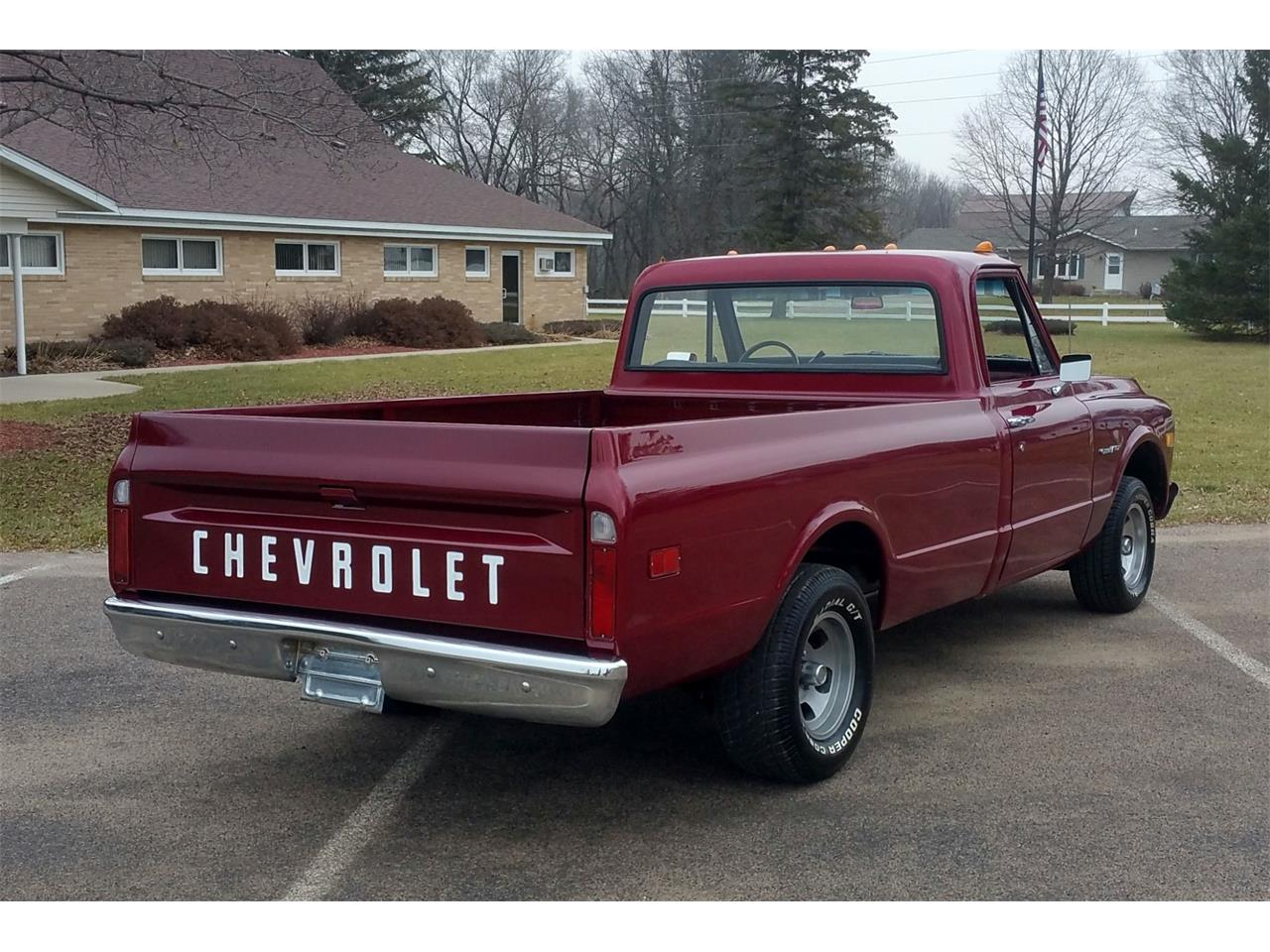 Large Picture of '71 C10 - MGT3