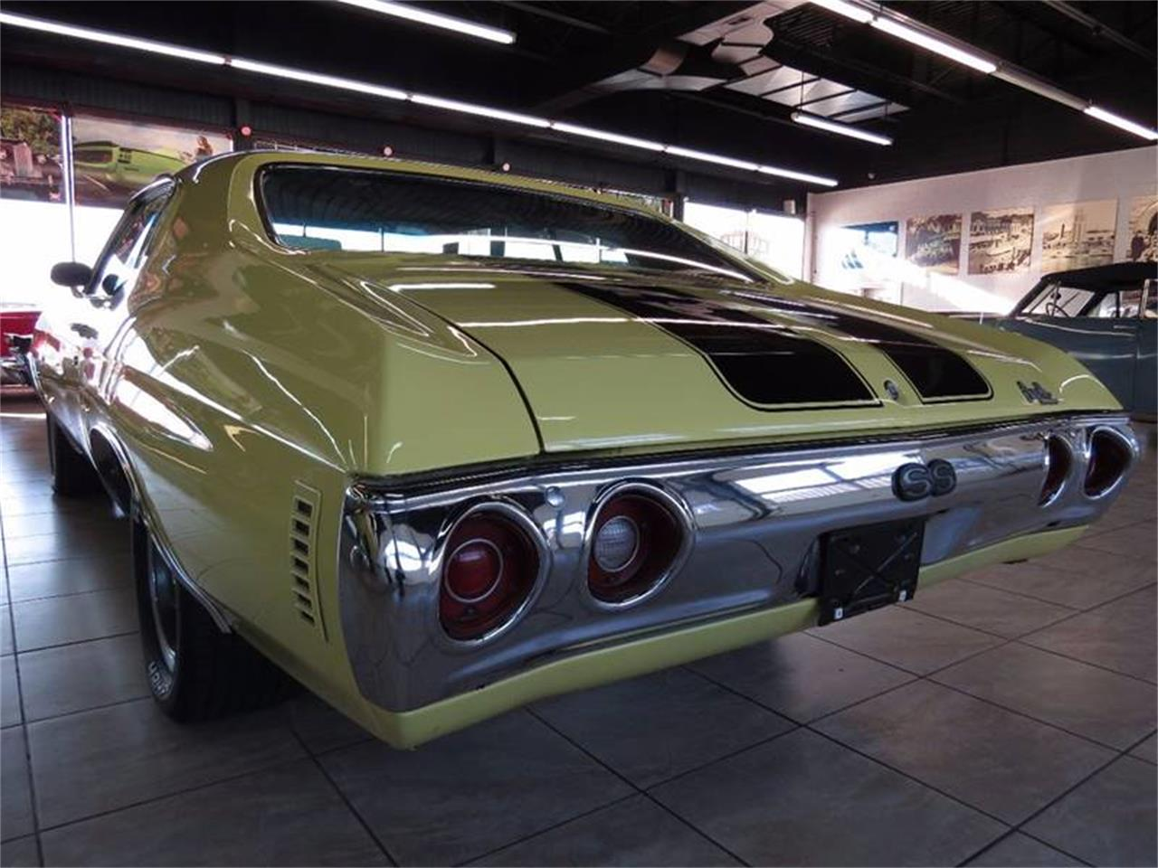 Large Picture of '72 Chevelle - MGT8