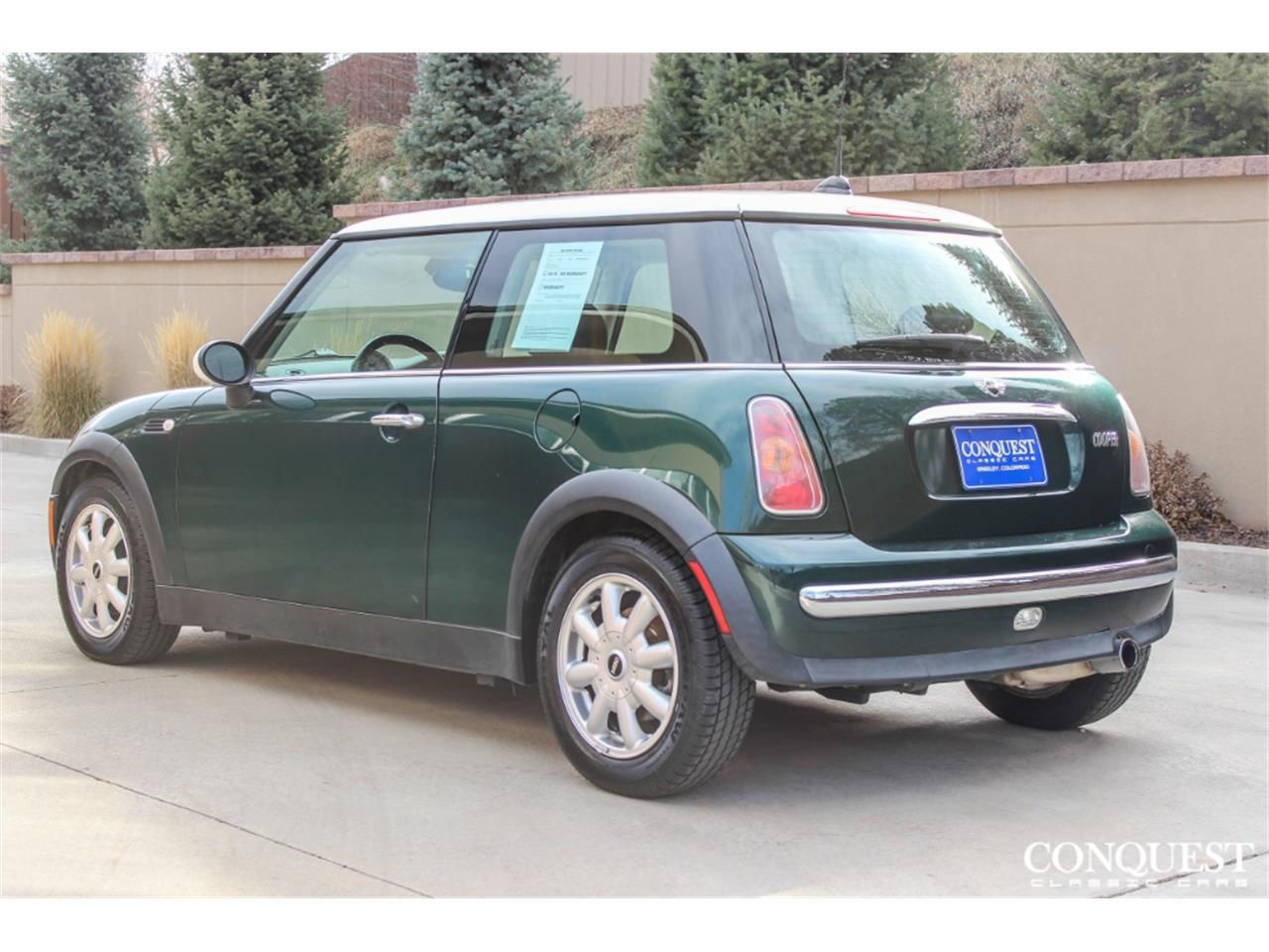 Large Picture of 2004 MINI Cooper Offered by Conquest Classic Cars - MGTB