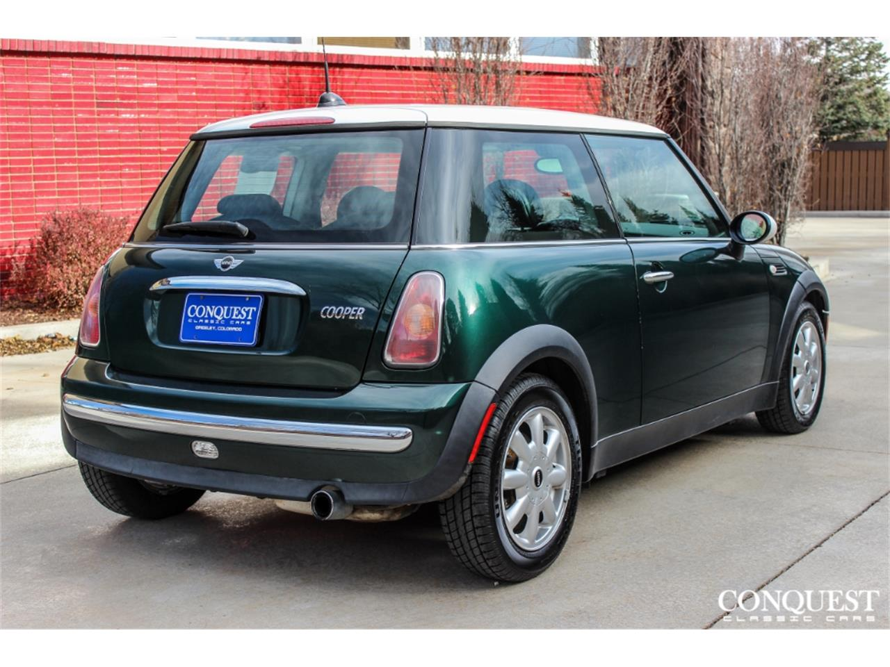 Large Picture of 2004 MINI Cooper located in Colorado - MGTB