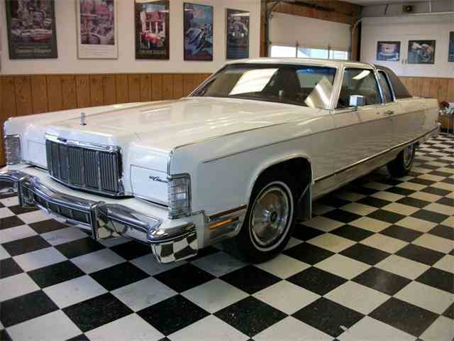 1976 Lincoln Continental For Sale Classiccars Com Cc 1048230