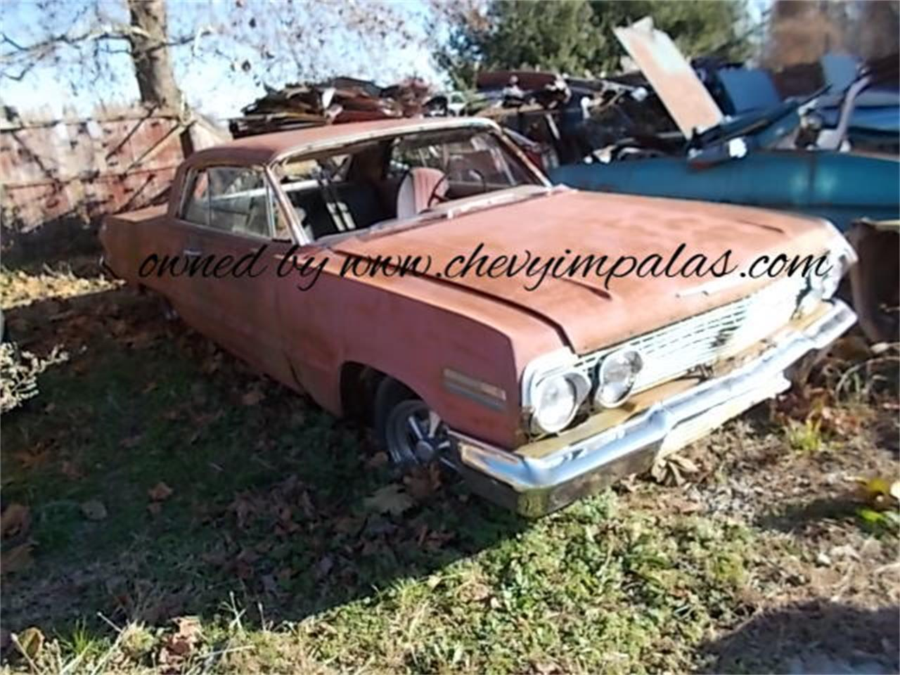 Large Picture of 1963 Chevrolet Impala located in Ohio - $1,700.00 - MGUG