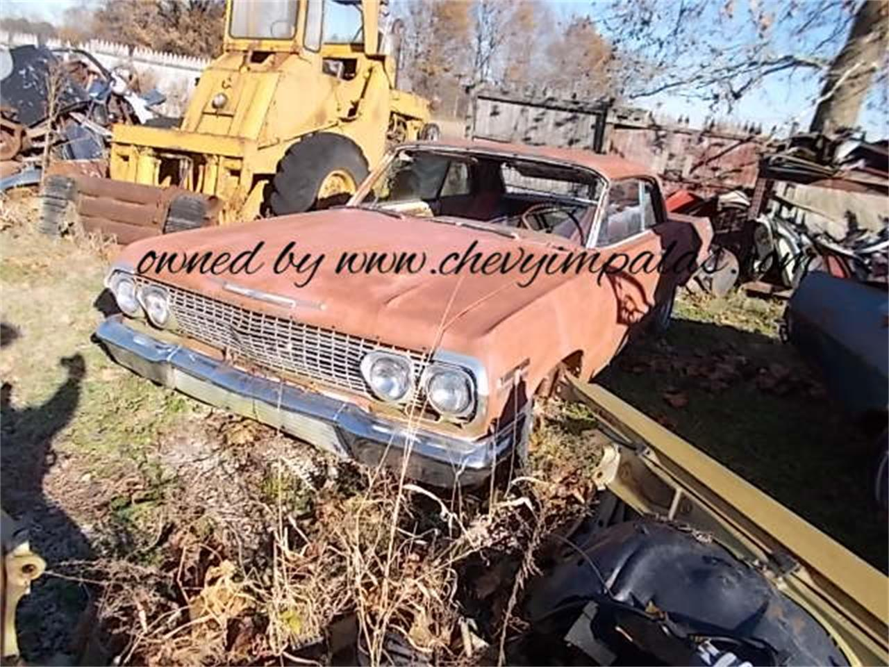 Large Picture of Classic 1963 Chevrolet Impala located in Ohio - $1,700.00 - MGUG