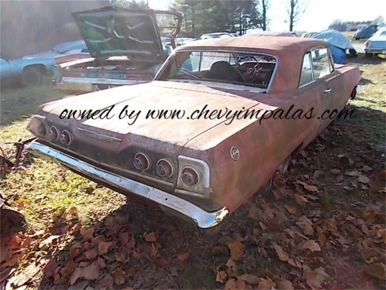 Large Picture of Classic 1963 Impala located in Ohio - $1,700.00 - MGUG