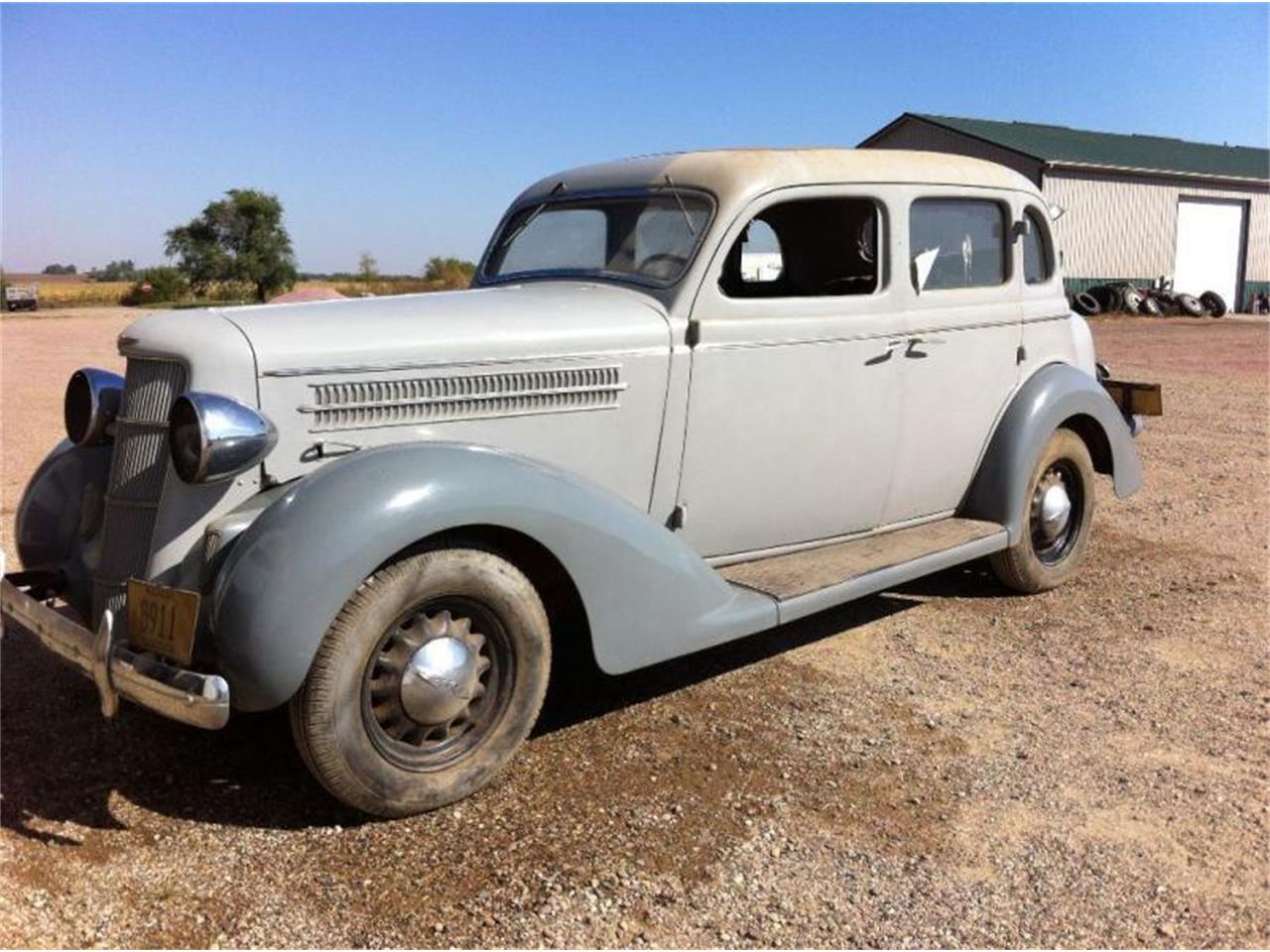 Large Picture of '35 Sedan - MGUH