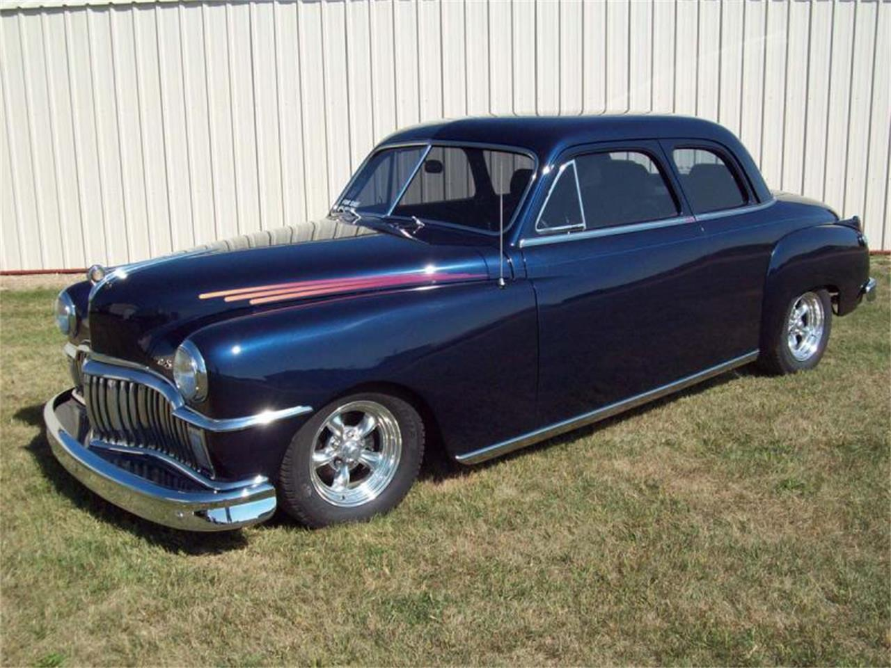 Large Picture of '49 DeSoto 2-Dr Coupe Offered by TJ's Motorcars & Classics - MGUM