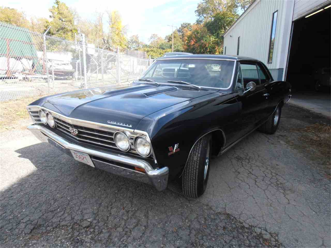 Large Picture of Classic '67 Chevelle SS - $74,000.00 - MGUN