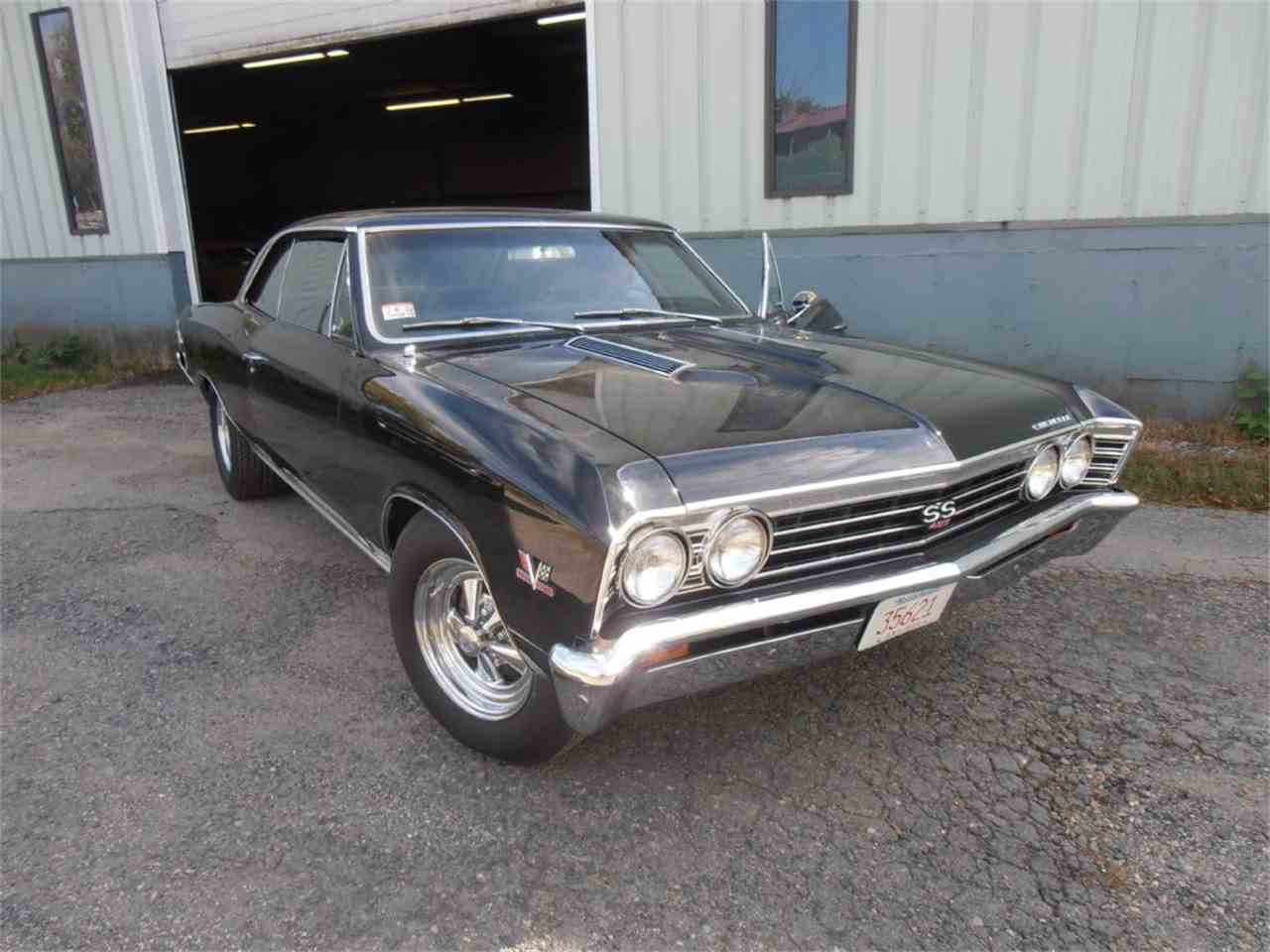 Large Picture of '67 Chevelle SS located in Worcester Massachusetts - $74,000.00 - MGUN