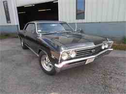 Picture of Classic '67 Chevrolet Chevelle SS located in Worcester Massachusetts Offered by Classic Motorcar - MGUN