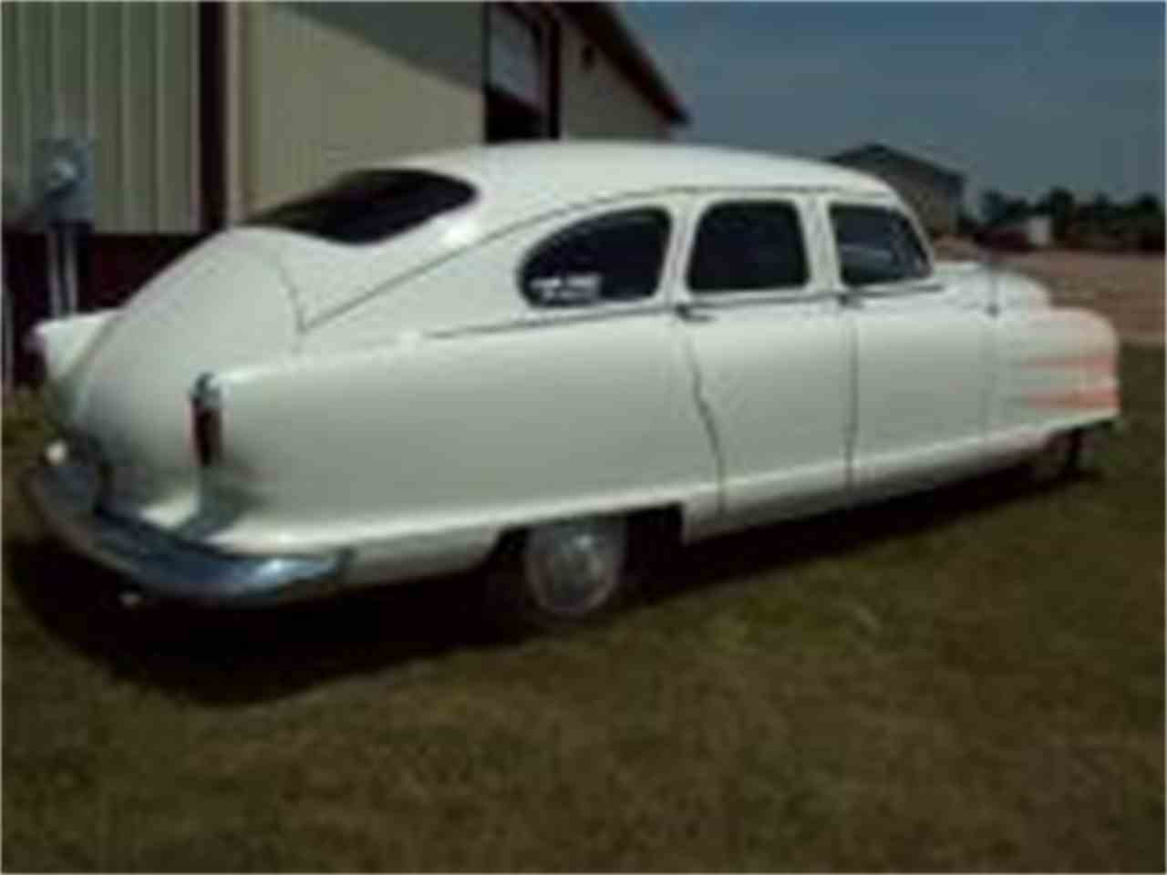 Large Picture of '51 Ambassador - MGUO