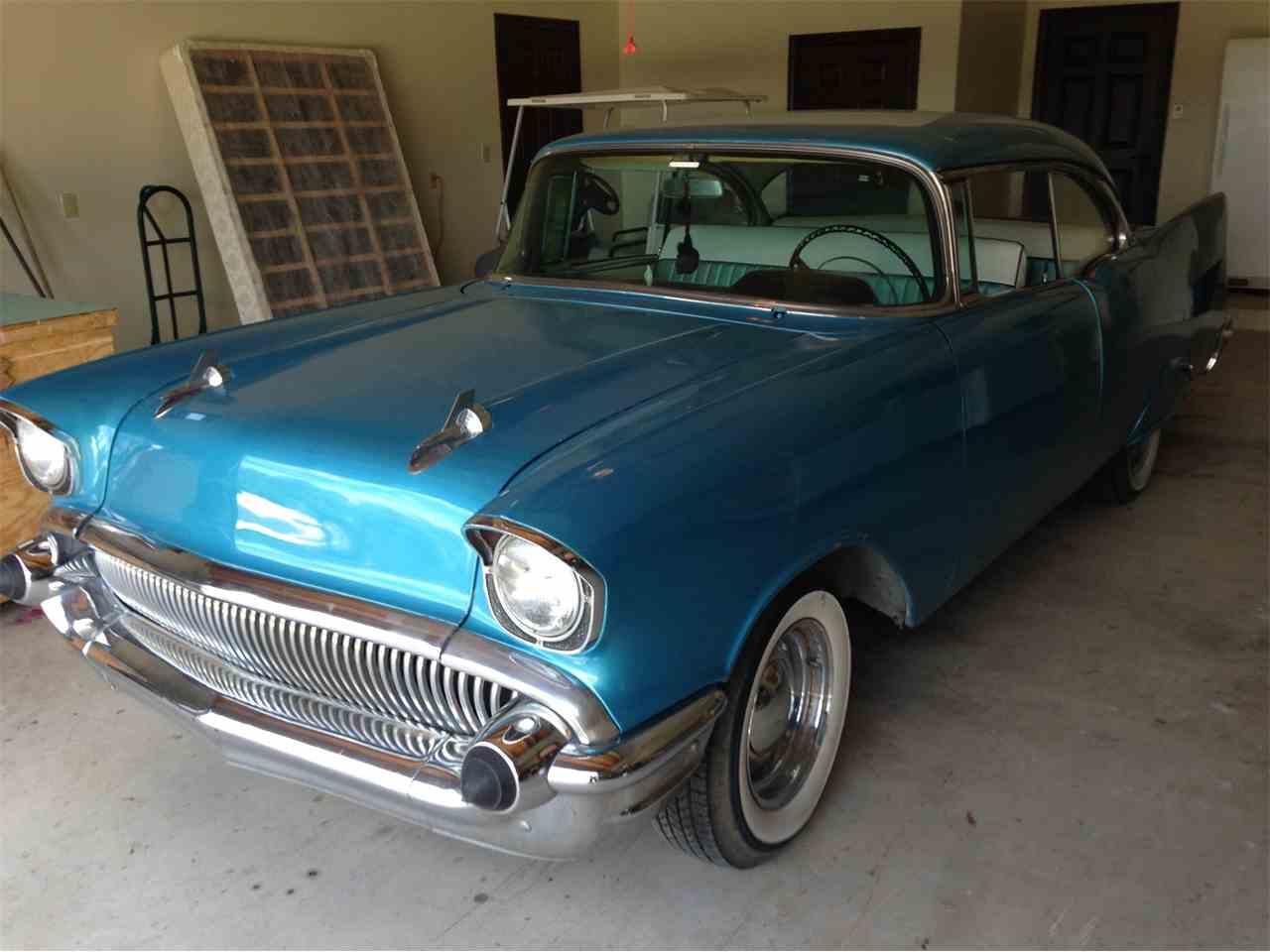 1957 chevrolet bel air custom for sale cc 1048282. Black Bedroom Furniture Sets. Home Design Ideas