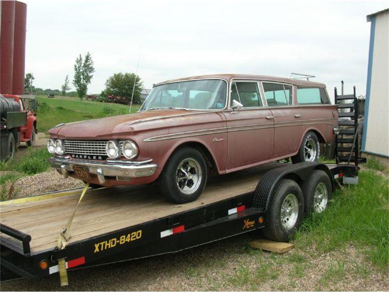 Large Picture of '61 Classic located in Sioux Falls  South Dakota Offered by TJ's Motorcars & Classics - MGUZ
