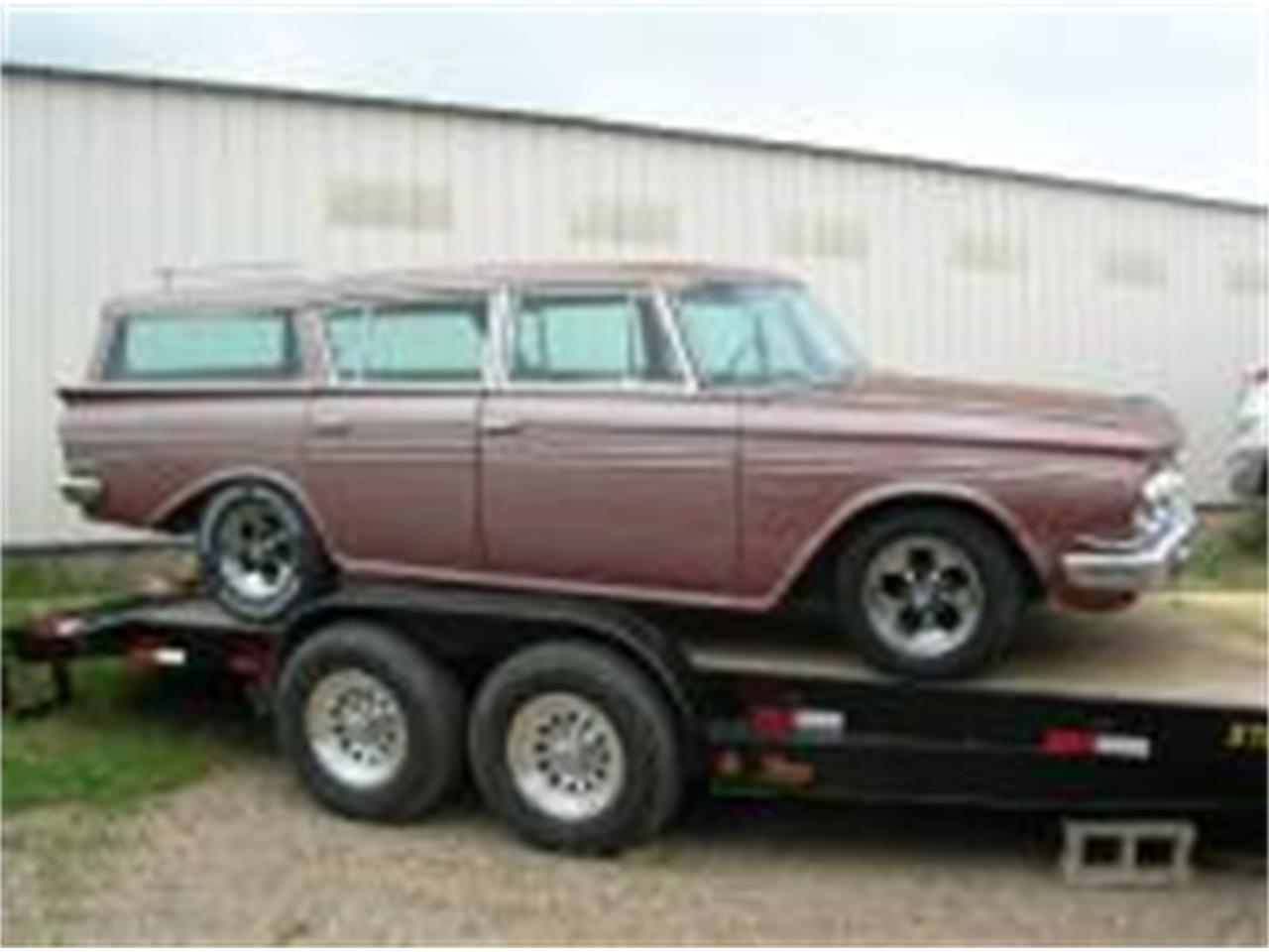 Large Picture of Classic 1961 Rambler Classic located in South Dakota - MGUZ