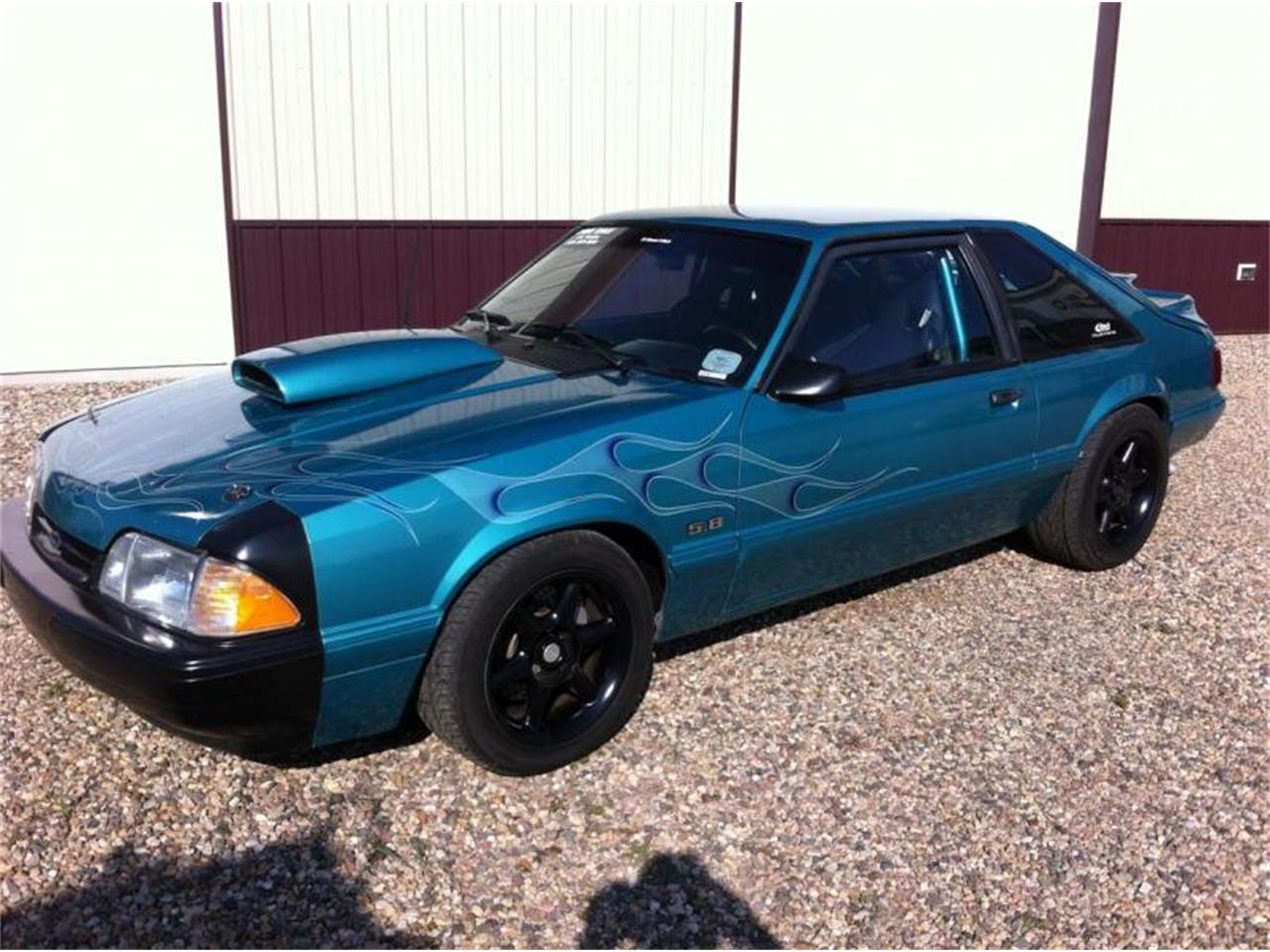 Large Picture of '91 Mustang - MGV8