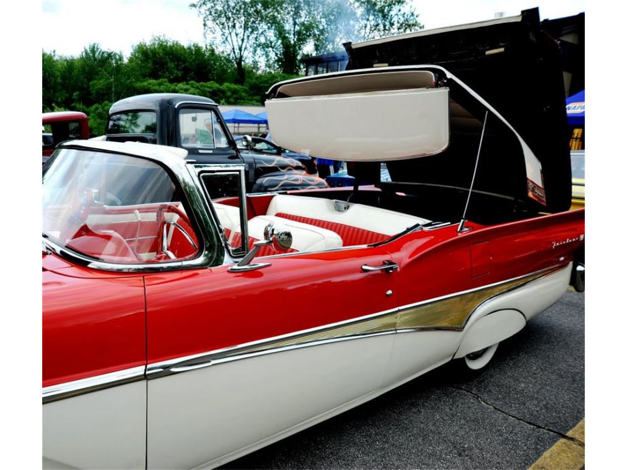 Large Picture of '58 Convertible - MGV9