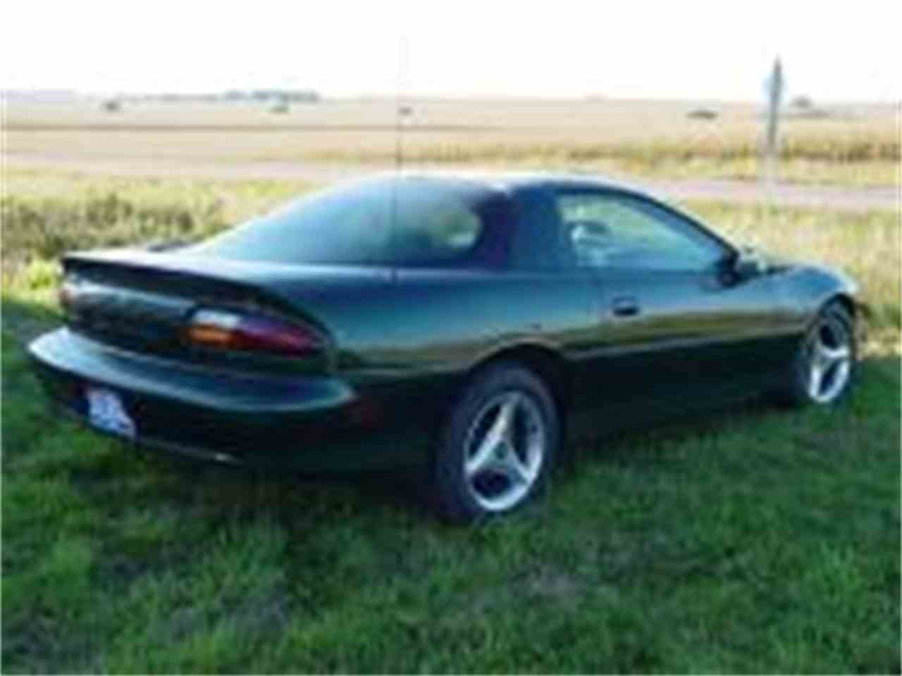 Large Picture of '97 Camaro - MGVA