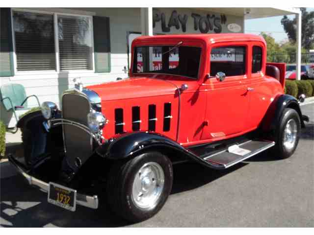 Picture of 1932 Chevrolet 5-Window Coupe - $39,995.00 - MB3Y