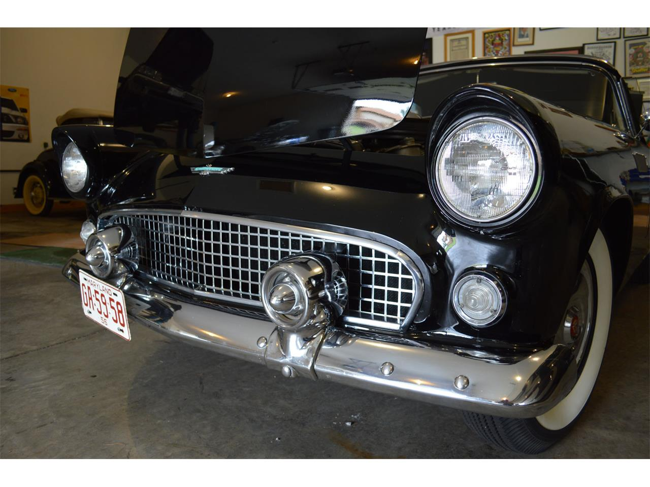 Large Picture of '56 Thunderbird - MGVZ