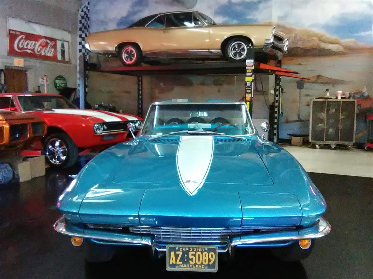 Large Picture of '67 Chevrolet Corvette - $49,999.00 Offered by S & L Classics - MGW4