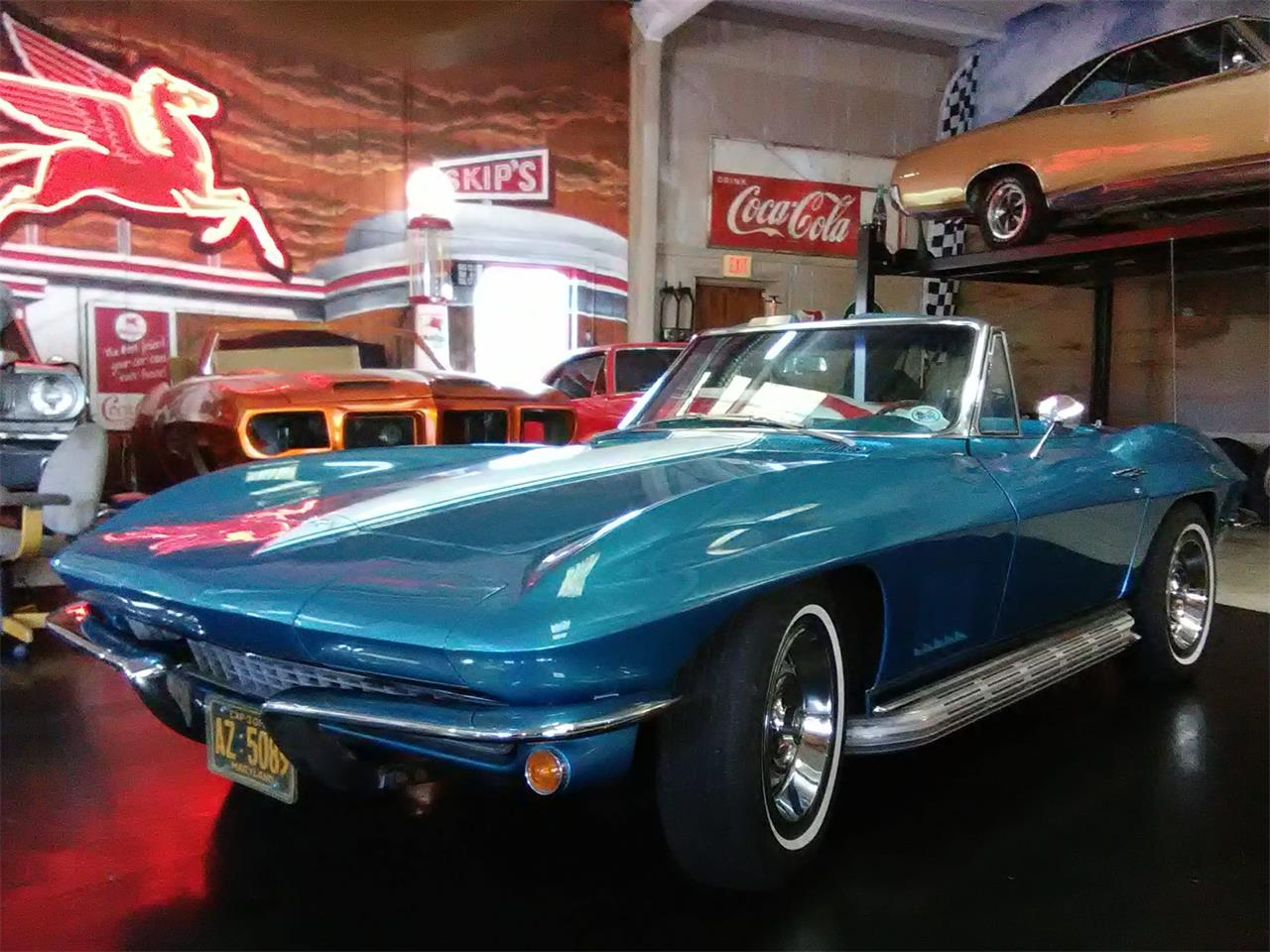 Large Picture of '67 Corvette - $49,999.00 Offered by S & L Classics - MGW4