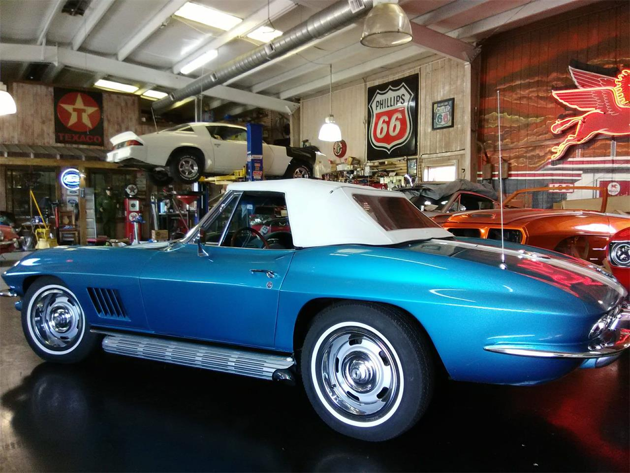 Large Picture of '67 Corvette located in Florida - $49,999.00 - MGW4