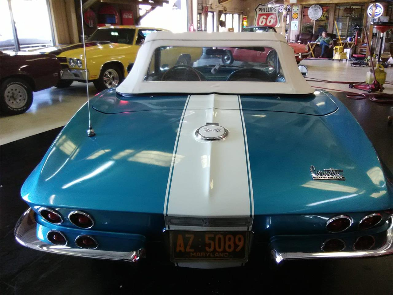 Large Picture of Classic 1967 Corvette Offered by S & L Classics - MGW4