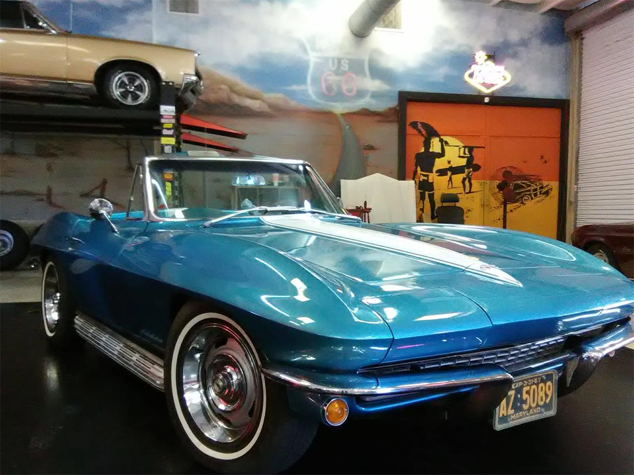 Large Picture of Classic 1967 Chevrolet Corvette located in Florida - $49,999.00 - MGW4