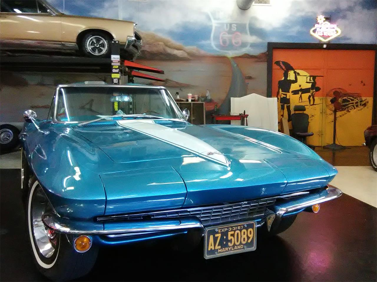 Large Picture of Classic '67 Corvette located in Saint augustine Florida - MGW4