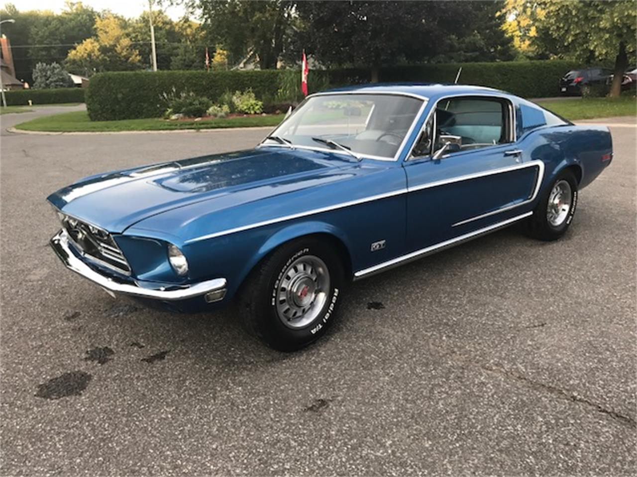Large Picture of Classic '68 Ford Mustang - $55,000.00 - MGW8