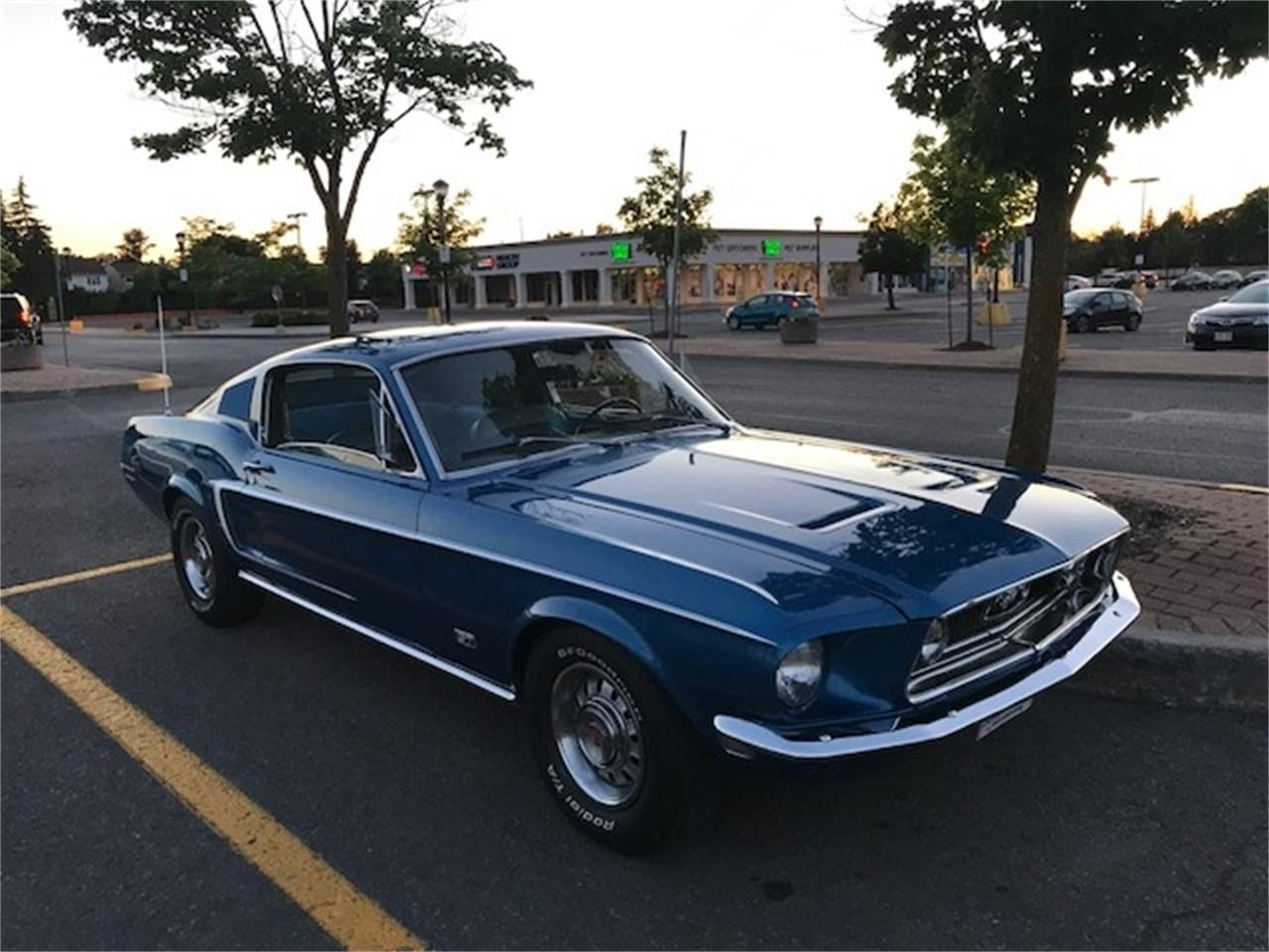 Large Picture of 1968 Ford Mustang - MGW8