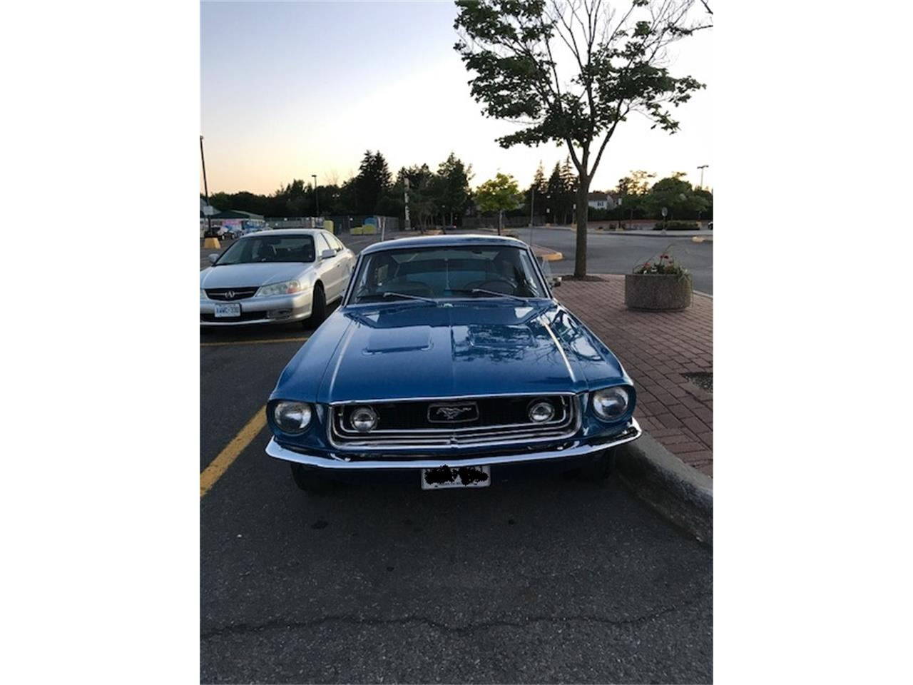 Large Picture of '68 Mustang located in Ontario - MGW8