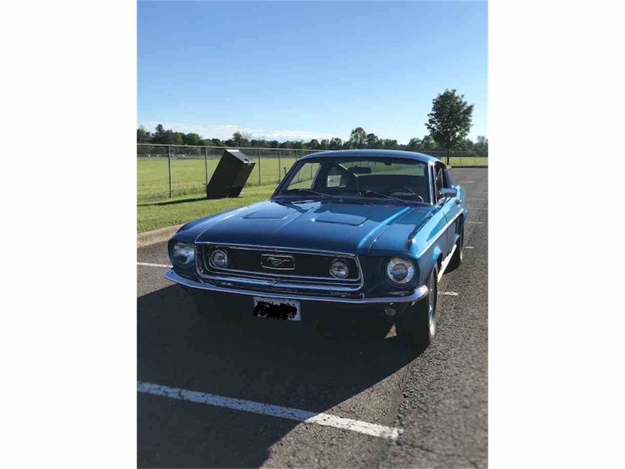 Large Picture of '68 Mustang - MGW8
