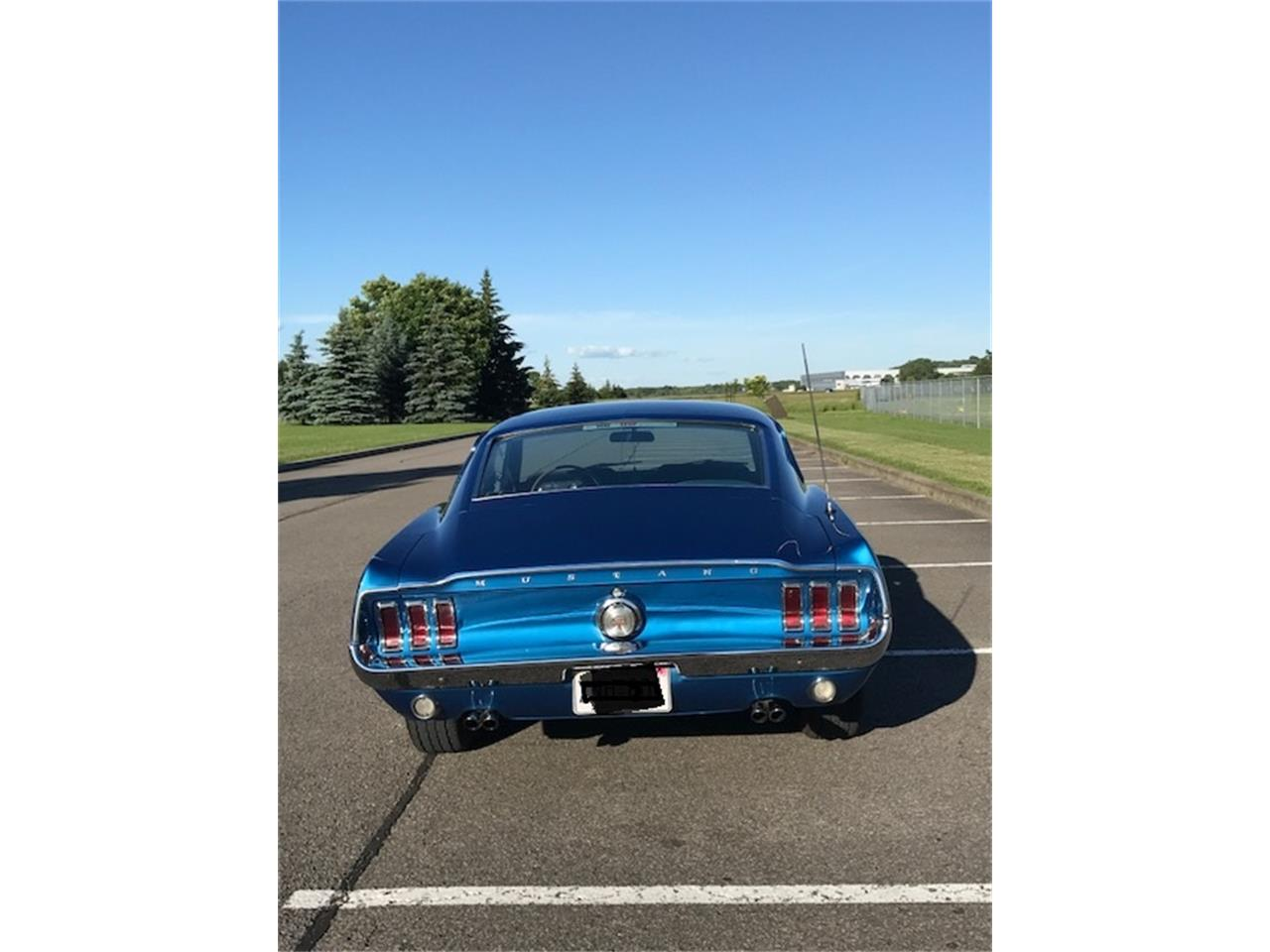 Large Picture of 1968 Mustang located in Ottawa Ontario - $55,000.00 - MGW8