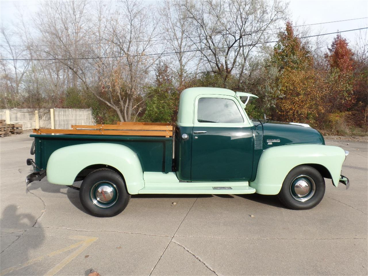 Large Picture of '50 Chevrolet 3100 - $24,900.00 Offered by Dream Cruise Classics - MB43