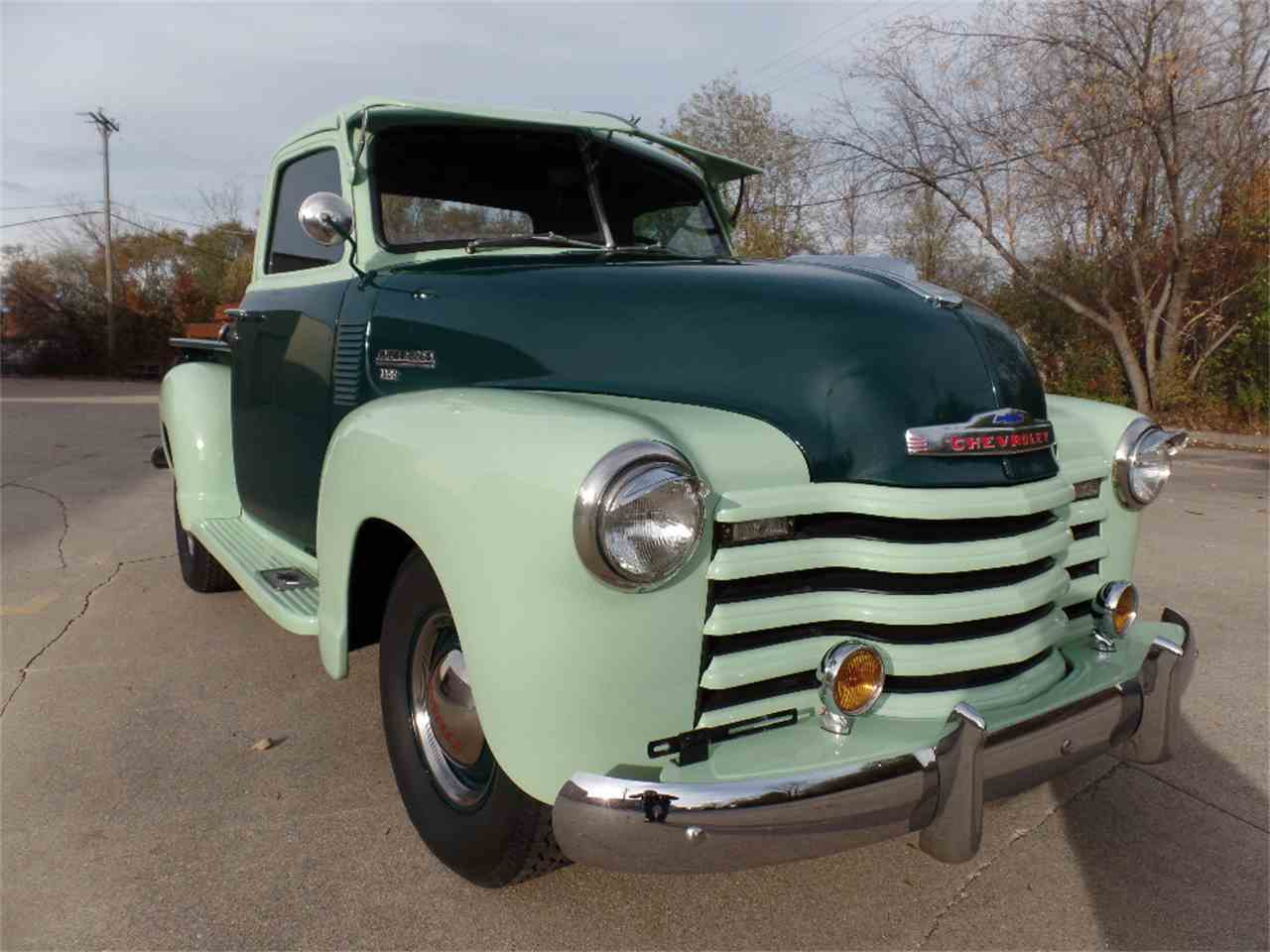 Large Picture of '50 3100 - $24,900.00 Offered by Dream Cruise Classics - MB43