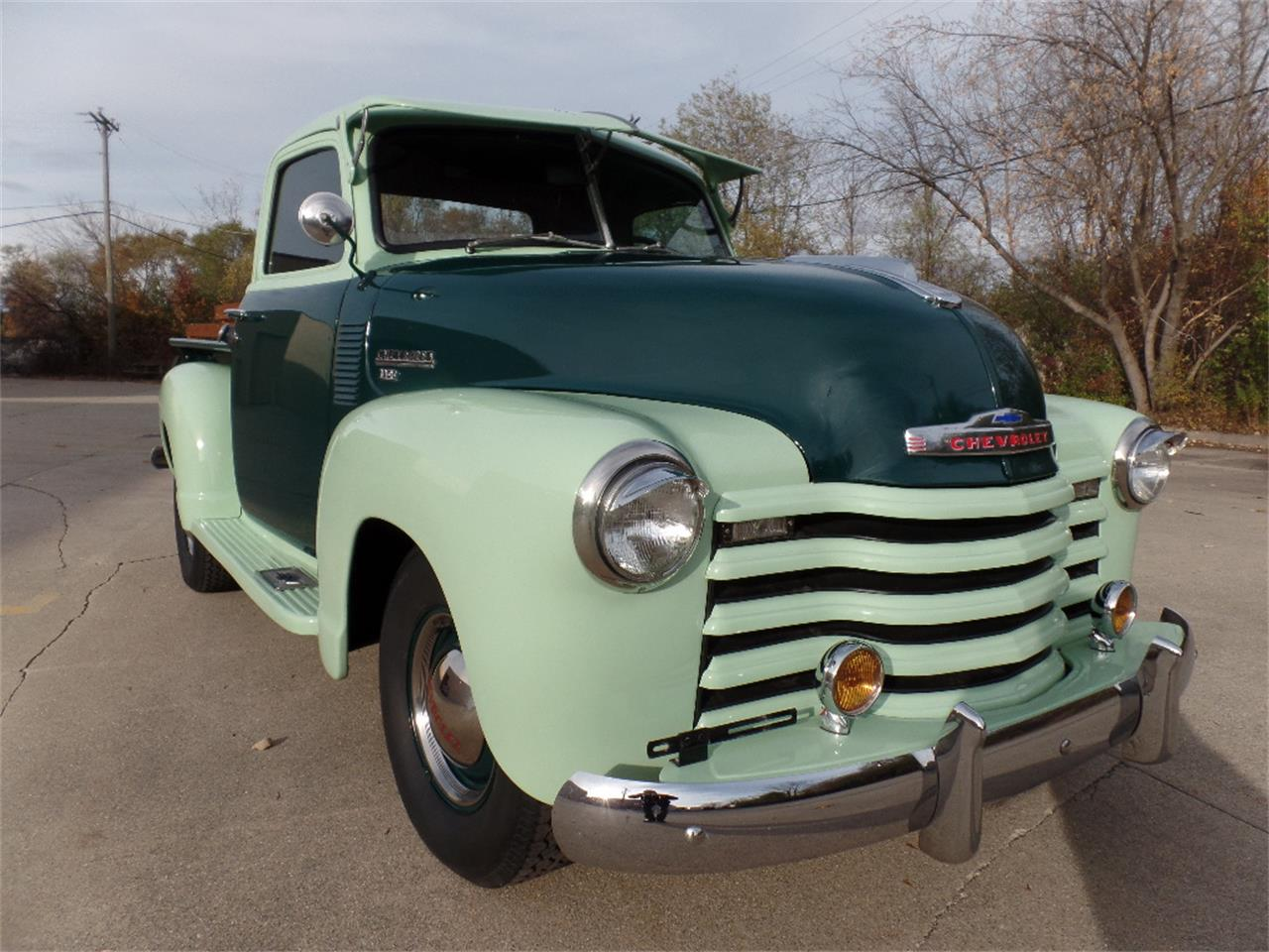 Large Picture of Classic 1950 3100 located in Michigan - $24,900.00 Offered by Dream Cruise Classics - MB43