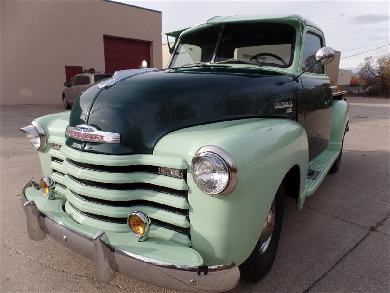 Large Picture of Classic 1950 Chevrolet 3100 - MB43