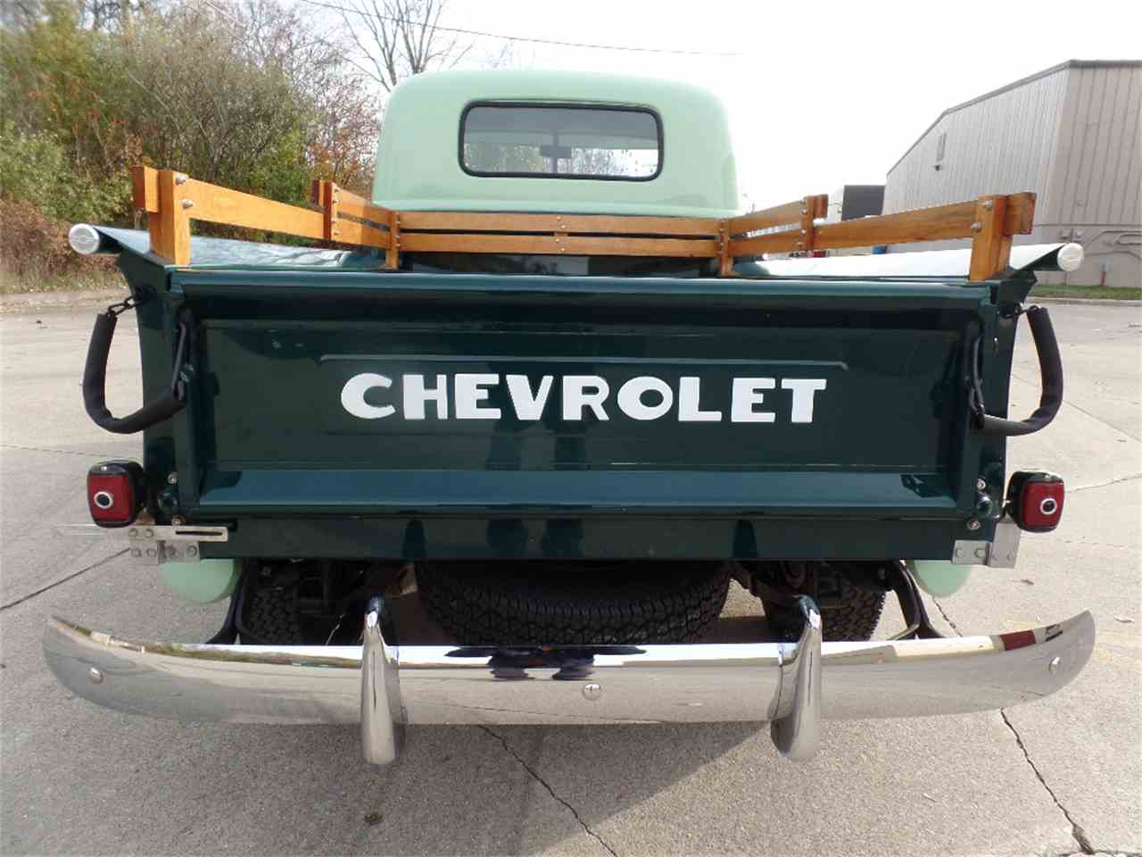 Large Picture of 1950 Chevrolet 3100 - $24,900.00 Offered by Dream Cruise Classics - MB43