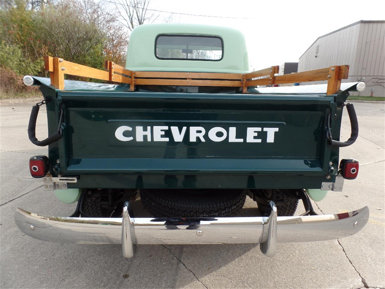 Large Picture of 1950 Chevrolet 3100 - $24,900.00 - MB43
